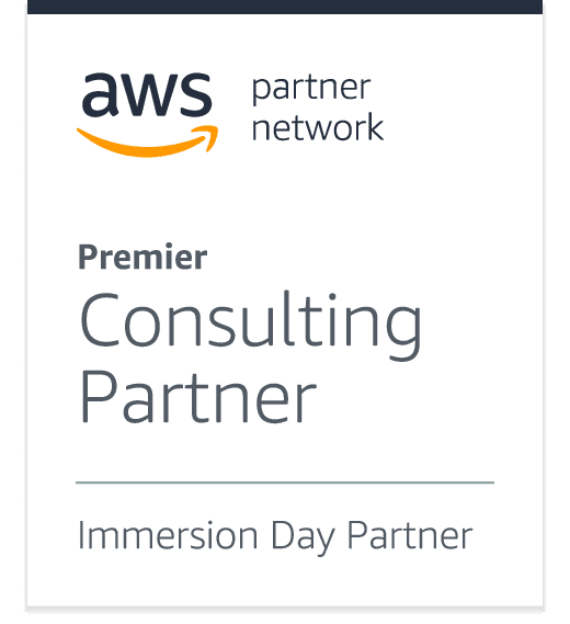 AWS Immersion Day Partner
