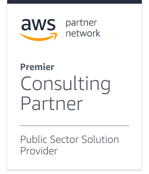 AWS Public Sector Solution Provider