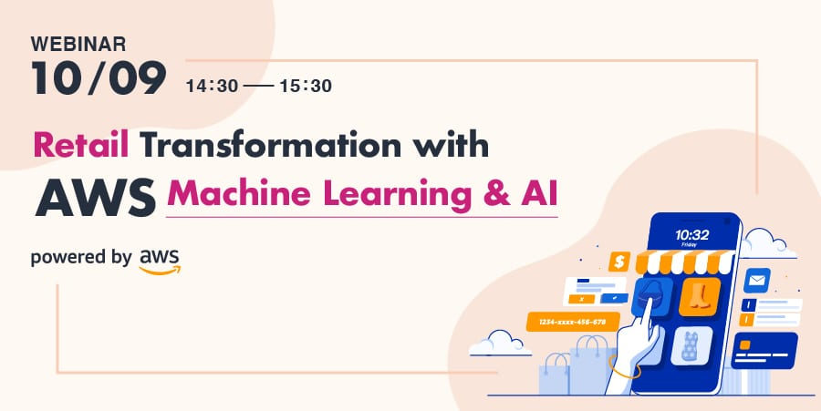 Retail Transformation with AWS Machine Learning and AI